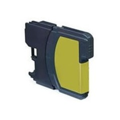Brother LC-1240 Yellow Compatible Ink Cartridge