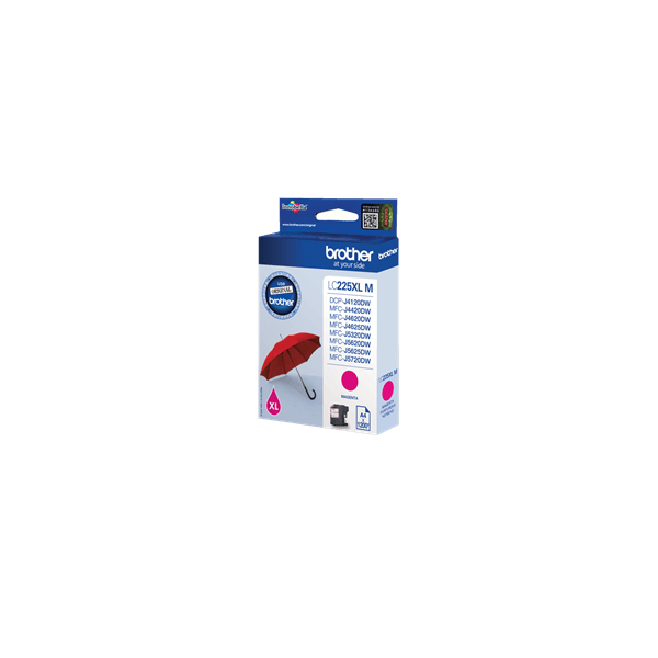Brother LC-225 XL Original Magenta Ink Cartridge