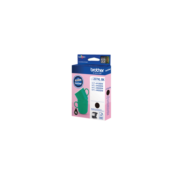 Brother LC-227 XL Original Black Ink Cartridge