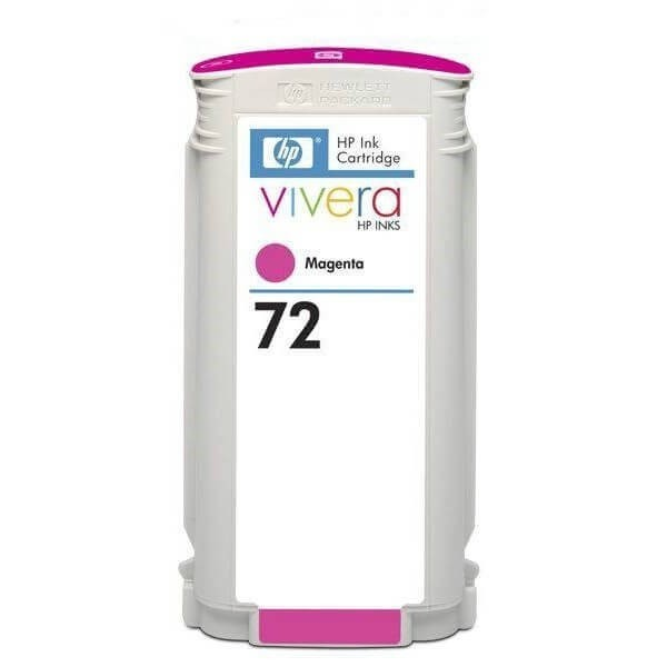 HP 72 Magenta C9372A Ink Cartridge Compatible