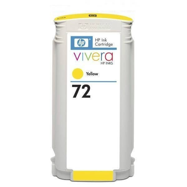 HP 72 Yellow Ink Cartridge C9373A Compatible