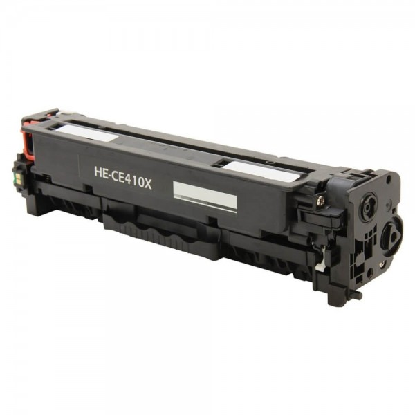 HP CE410X Compatible Black Toner