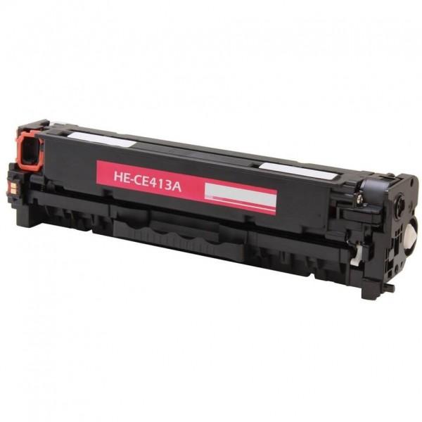 HP CE413A Magenta Compatible Toner