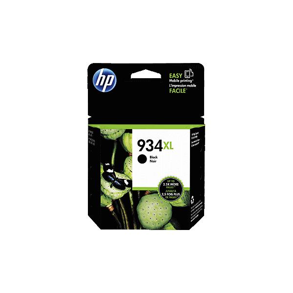 Original HP 934 XL Black Ink Cartridge C2P23A