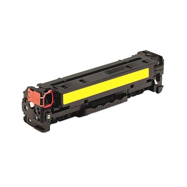 HP CF382A Yellow Compatible Toner