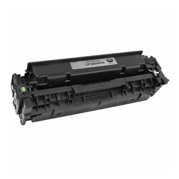 HP CF380X Black Compatible Toner