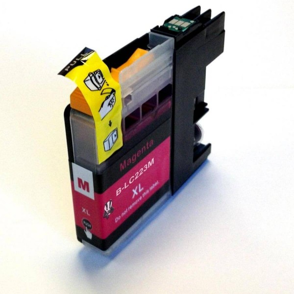 Brother LC-223 Magenta Compatible Ink Cartridge