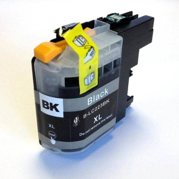 Brother LC-223 Black Compatible Ink Cartridge