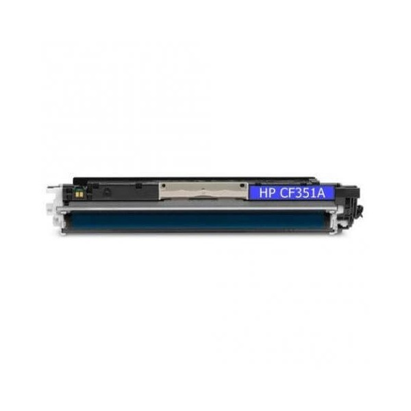 HP CF351A Blue Compatible Toner