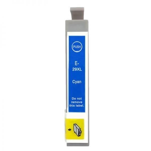 Epson T2992 Blue XL Compatible Ink Cartridge C13T29924010