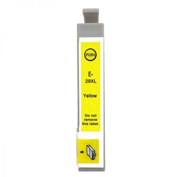 Ink Cartridge Epson T2994 Yellow XL C13T29944010 Compatible