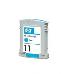 HP 11 Blue C4836A Compatible Ink Cartridge