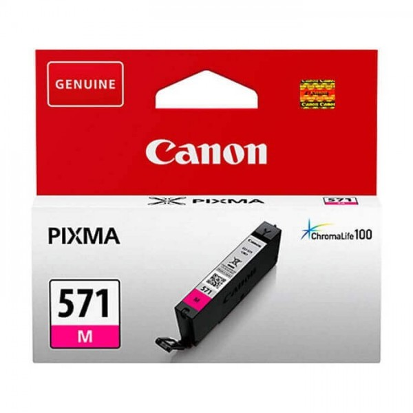 Canon 571 Magenta Original Ink Cartridge