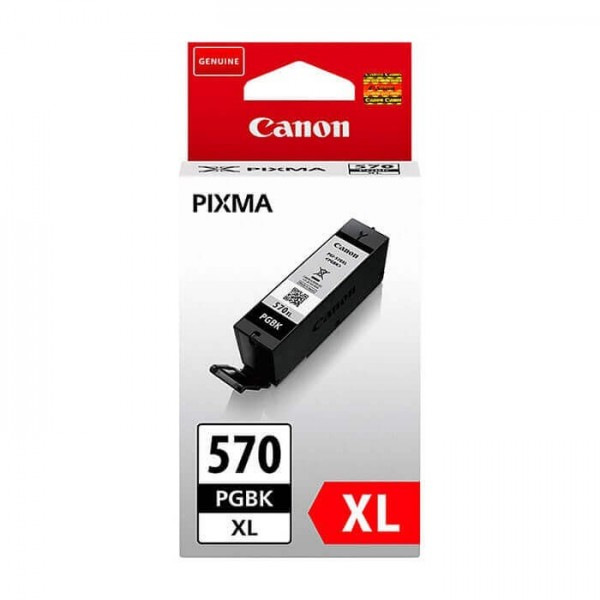 Canon 570 XL Original Black Ink Cartridge