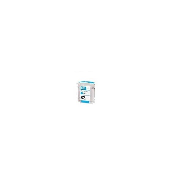 HP 82 Blue C4911A Compatible Ink Cartridge