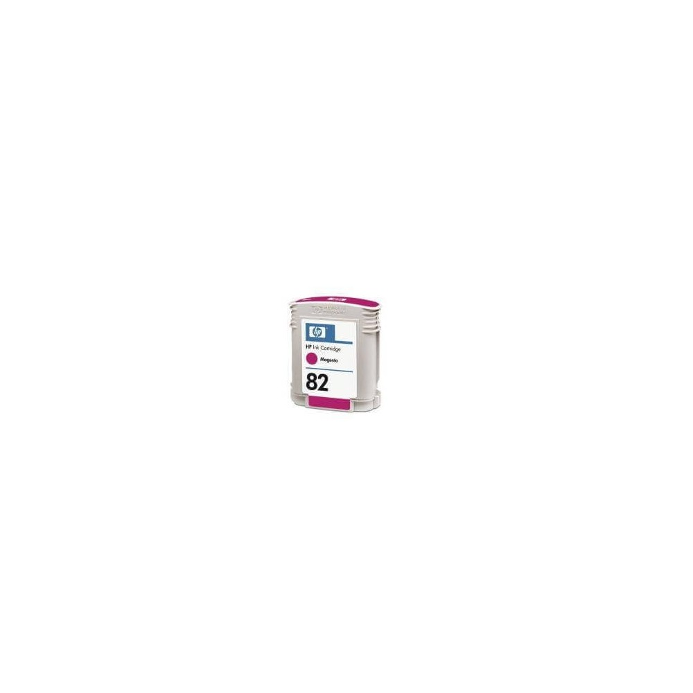 HP 82 Magenta C4912A Ink Cartridge Compatible