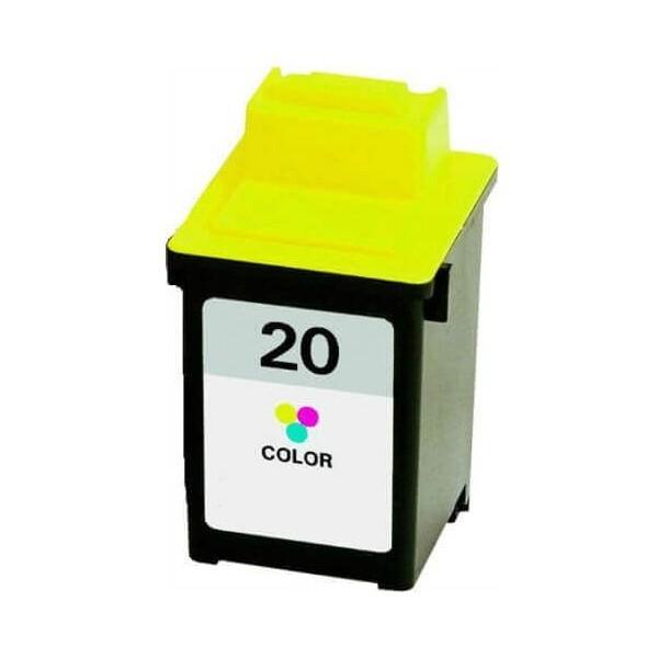 Lexmark Ink Cartridge 20 Colors 15MX120E Compatible