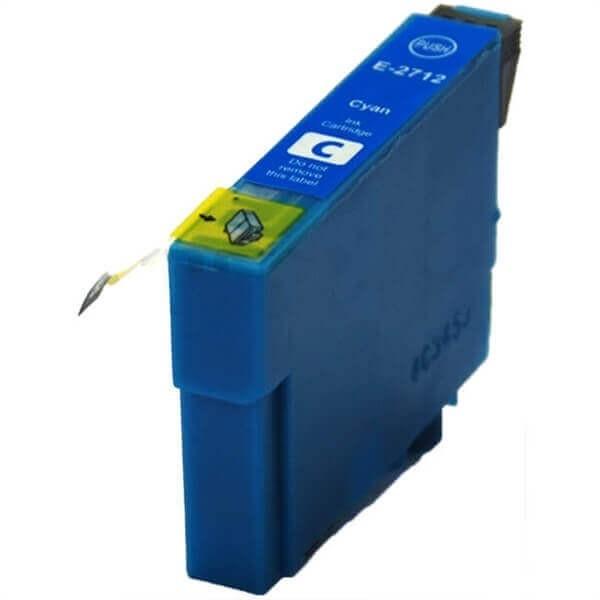 Ink Cartridge Epson T2712 XL Blue C13T27124010 Compatible