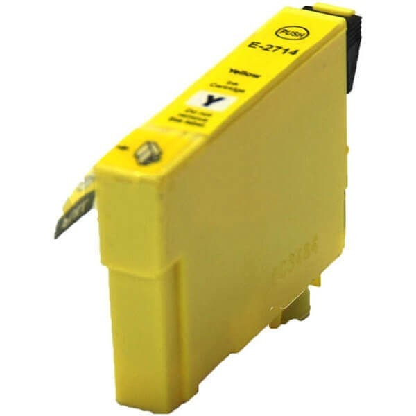 Epson T2714 XL Yellow Ink Cartridge C13T27144010 Compatible