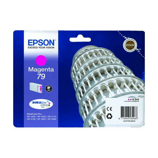 Original Epson T79 Magenta Ink Cartridge C13T79134010