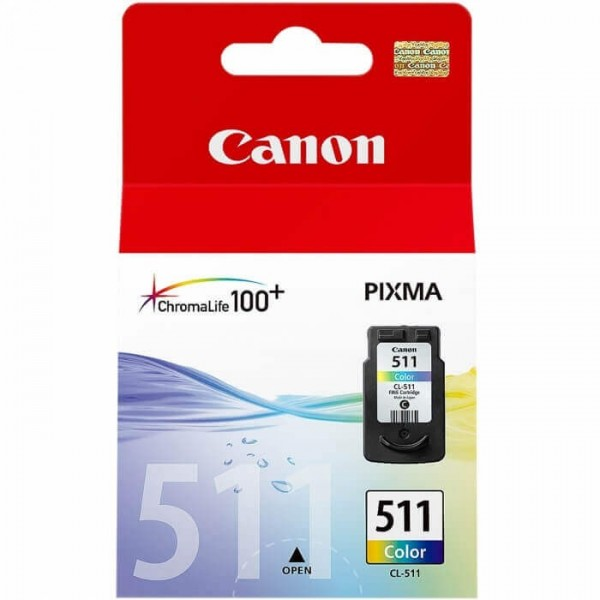 Original Canon 511 Color Ink Cartridge