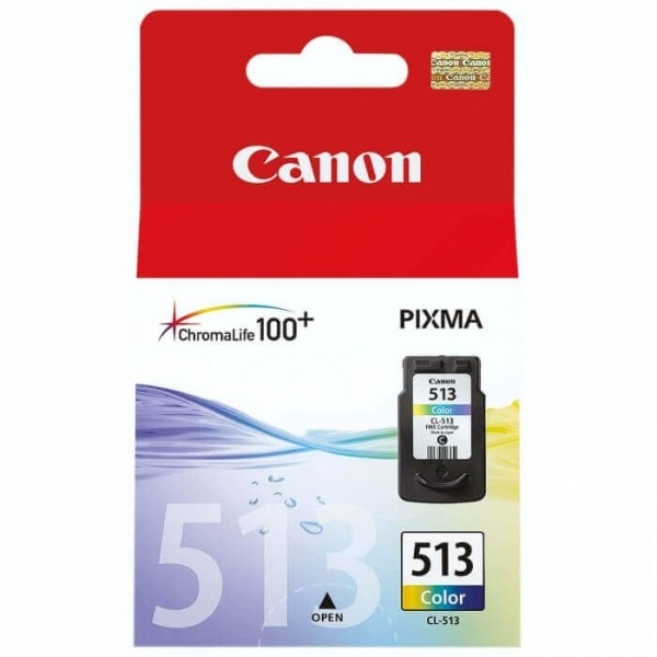 Canon 513 Color Original Ink Cartridge