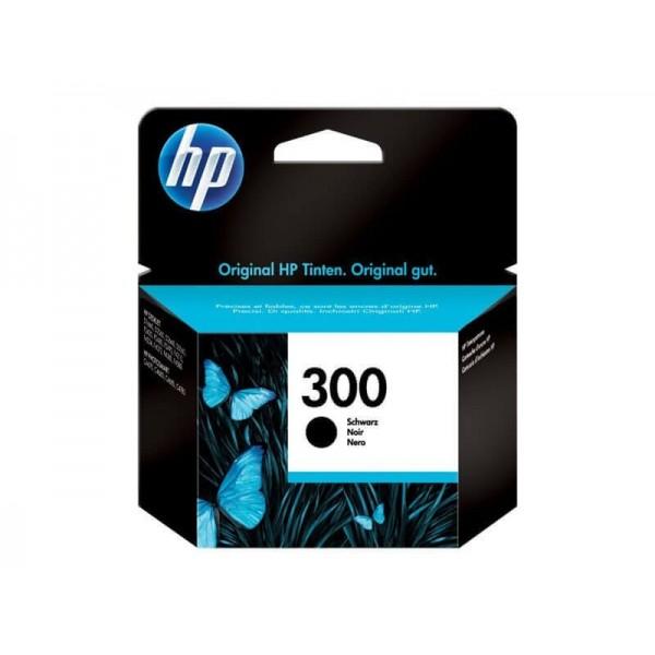 Original HP 300 Black CC640EE Ink Cartridge