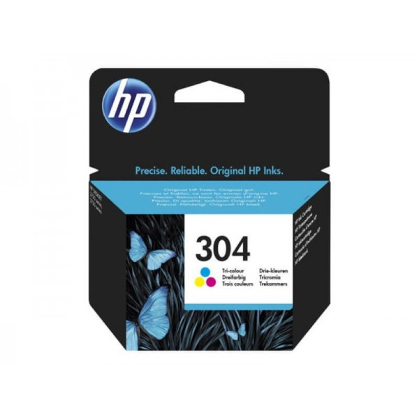 HP 304 Color N9K05A Original Ink Cartridge