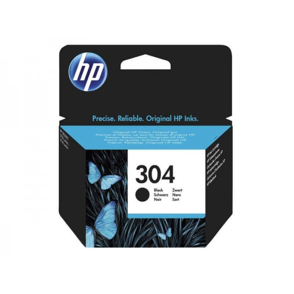 HP 304 Black N9K06A Original Ink Cartridge