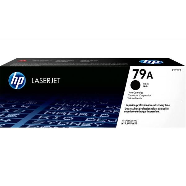 HP CF279A Black Laserjet 79A Original Toner