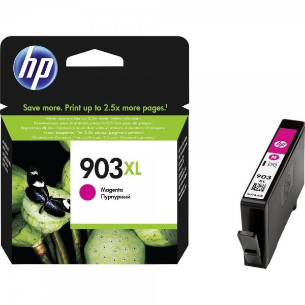 HP 903XL Magenta T6M07A Ink Cartridge Original