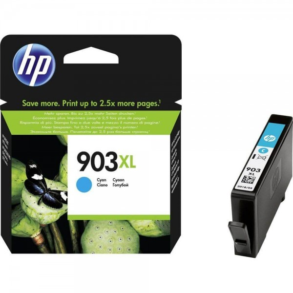 HP 903XL Blue T6M03A Original Ink Cartridge