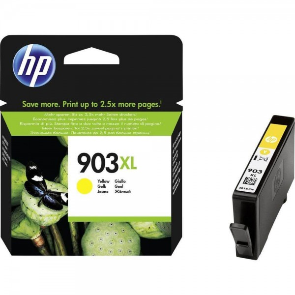 HP 903XL Yellow T6M11A Original Ink Cartridge
