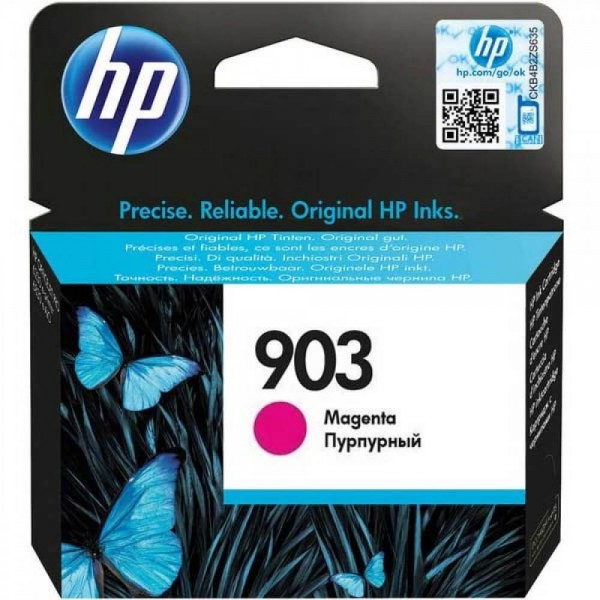 HP 903 Magenta T6L91A Original Ink Cartridge