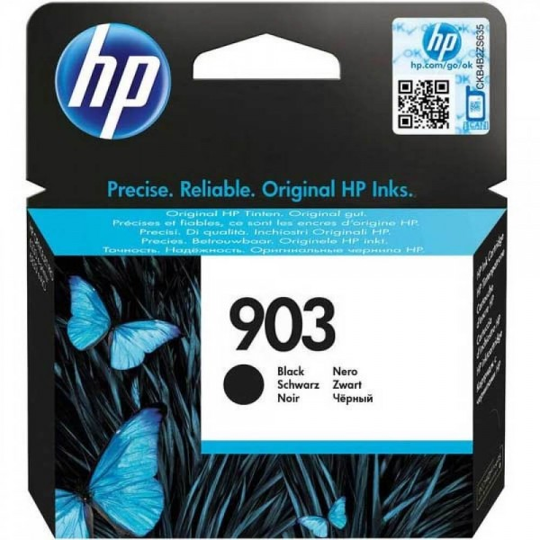 HP 903 Black T6L99A Original Ink Cartridge