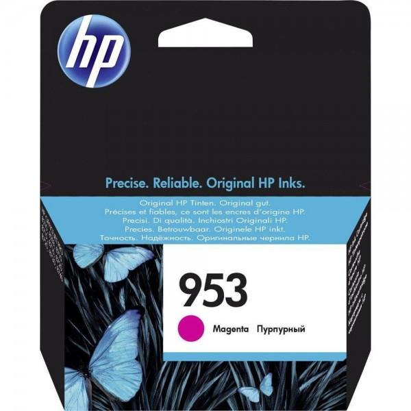 HP 953 Magenta Ink Cartridge F6U13A Original