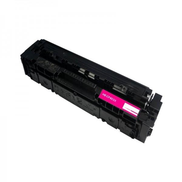 HP CF403X Magenta Laserjet 201X Compatible Toner