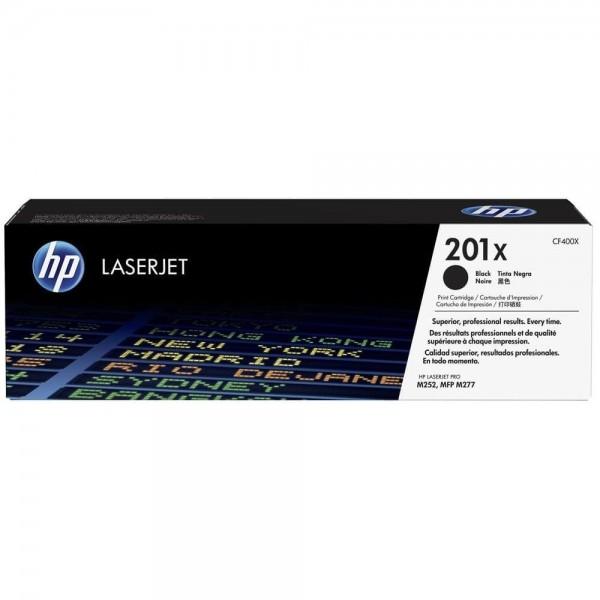 Original HP CF400X Black Laserjet 201X Toner
