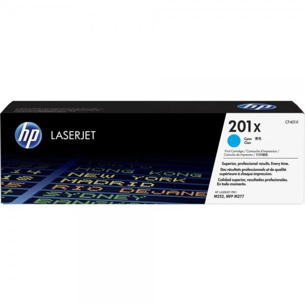 Original HP CF401X Blue Laserjet 201X Toner