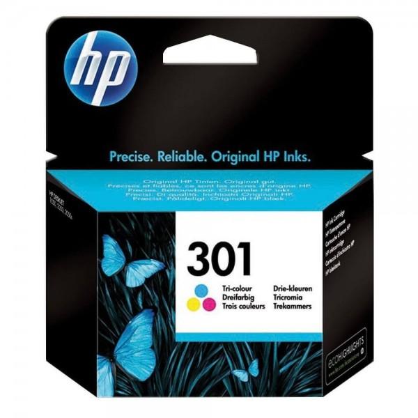Original HP 301 Color CH562EE Ink Cartridge
