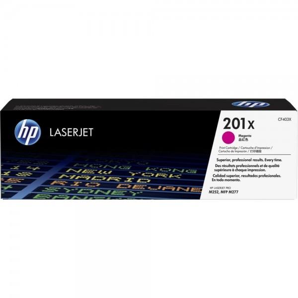 Original HP CF403X Magenta Laserjet 201X Toner