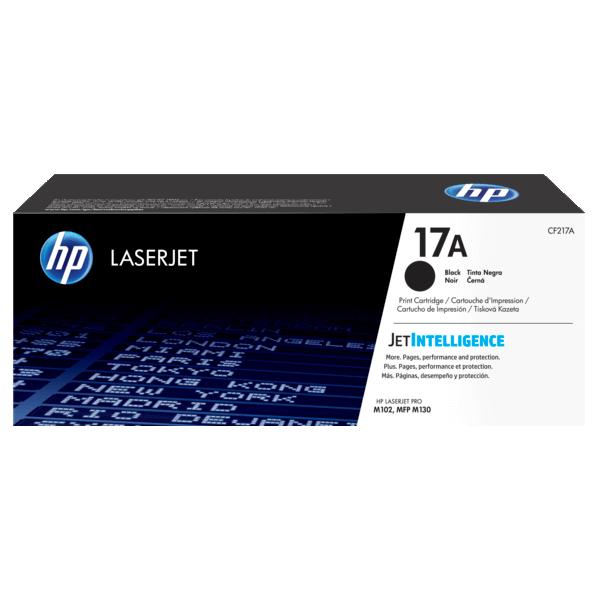 HP CF217A Black Laserjet 17A Original Toner