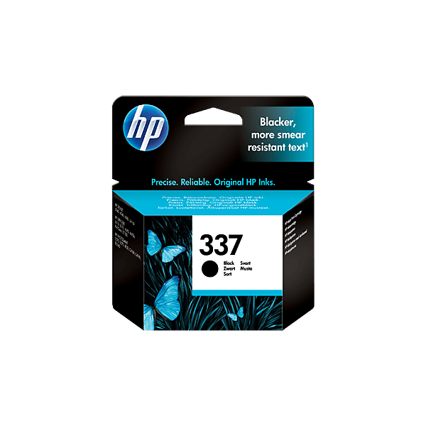 HP 337 Black Original C9364E Ink Cartridge