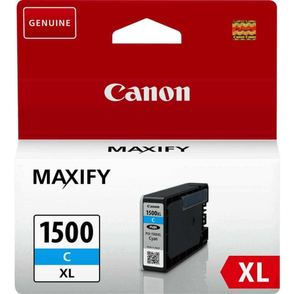 Canon PGI-1500 XL Original Blue Ink Cartridge