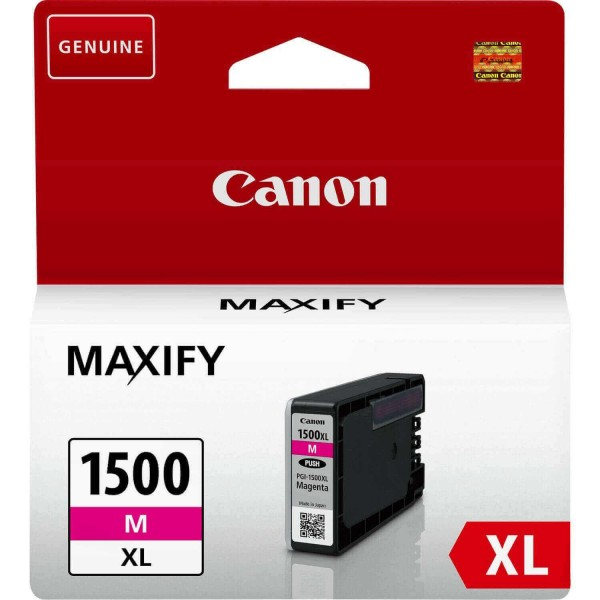 Canon PGI-1500 XL Original Magenta Ink Cartridge
