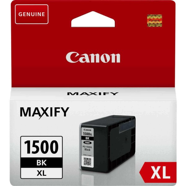 Canon PGI-1500 XL Original Black Ink Cartridge
