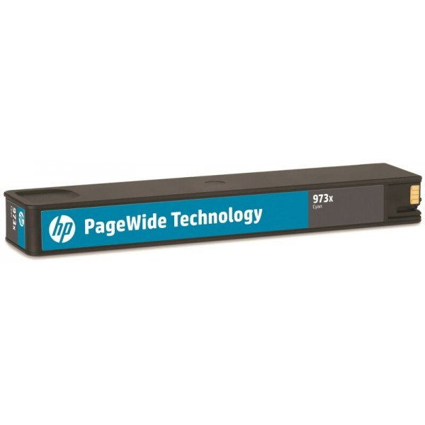 HP 973X Compatible Ink Cartridge Blue PageWide 913A