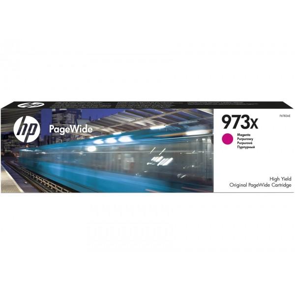 HP 973X Original Magenta PageWide Ink Cartridge