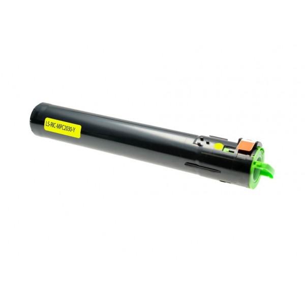 Ricoh Type C2550 Yellow Compatible Toner 841199