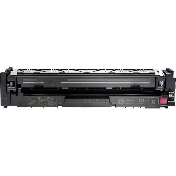 HP CF543X Magenta 203X Compatible Toner